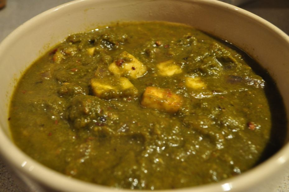Palak Paneer | Ramblings n Recipes